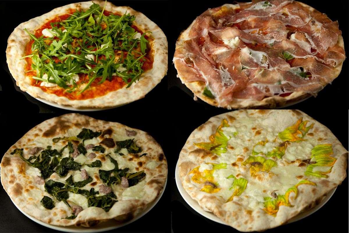 foto delle Pizze-di Barabba Pizzeria Milano
